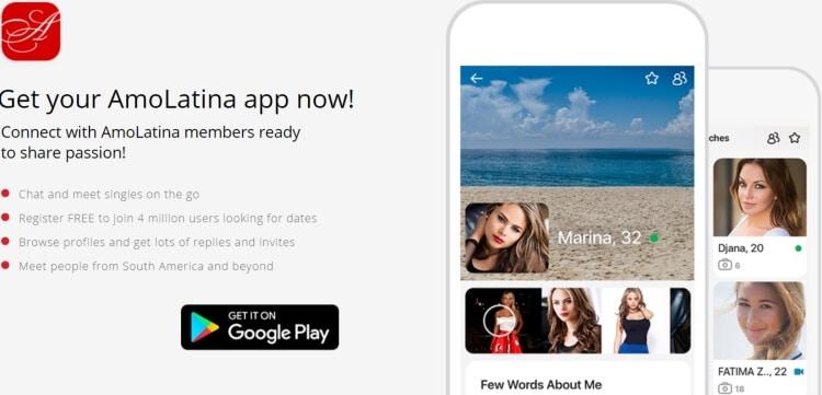 Amolatina Dating App