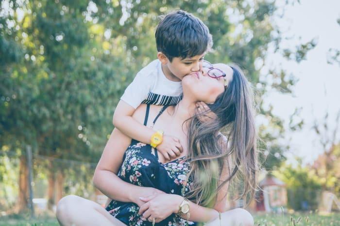 Happy Single Mom